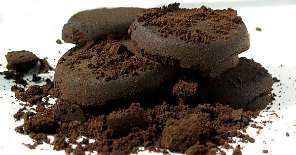 Used Coffee Grounds