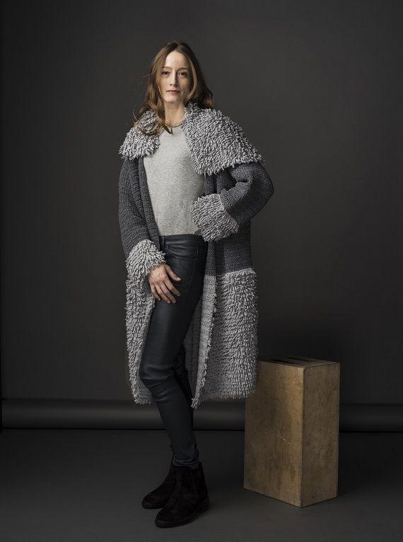 HANIA by Anya Cole Julie Coat Fall/Winter 2015