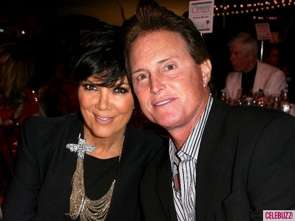 Kris Jenner Addresses Bruce Jenner Gender Transition Topic as 'Just Dumb'