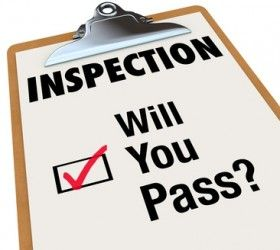 Inspection of your business