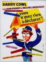 Vous n'avez rien à déclarer-Clément Duhour