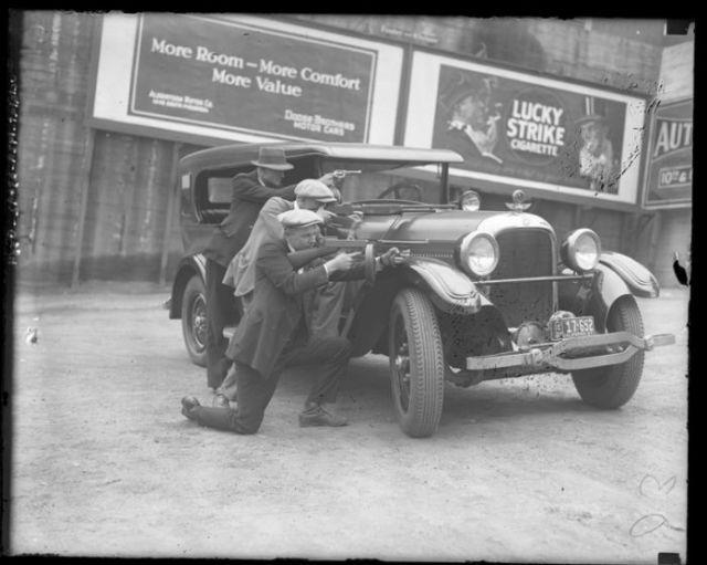 LA during the Prohibition Era