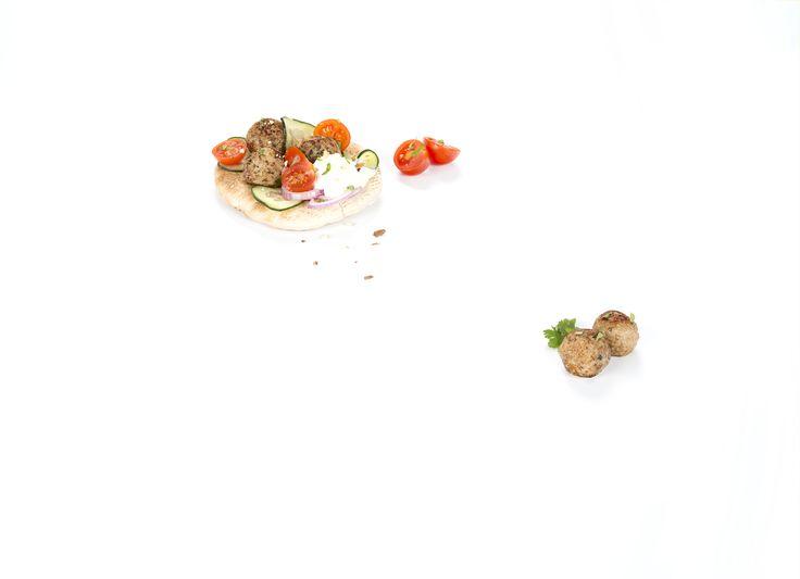 Meatball de cordero