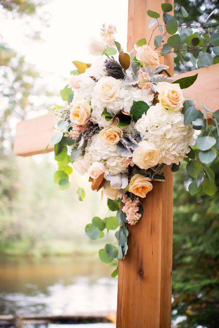 1000 images about wedding ceremony cross on pinterest wedding altar wedding and flower. Black Bedroom Furniture Sets. Home Design Ideas