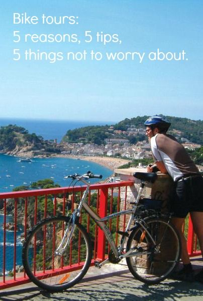 Bike tours for Solo Travelers: 5 reasons, 5 tips, 5 things not to worry about. http://solotravelerblog.com/bike-tours-for-solo-travelers-5-reasons-5-tips-5-things-not-to-worry-about/
