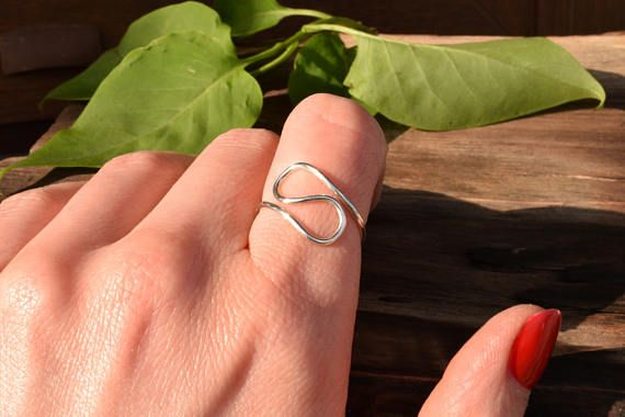Cancer Ring, Silver Zodiac Ring, Sterling Silver 925, The Crab Ring, Horoscope Sign  #RingCancer #zodiac #ZodiacRing #SilverCancer #CancerThumbRing #CancerJewelry #CancerRing #ThumbRing #SimpleRing #SilverCancerRing