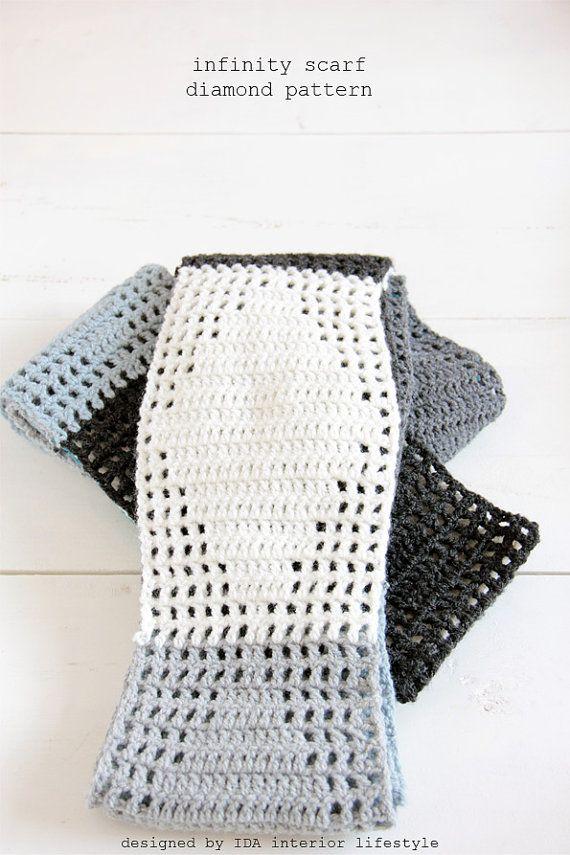 Increíble Los Patrones De Crochet Carenado Festooning - Manta de ...