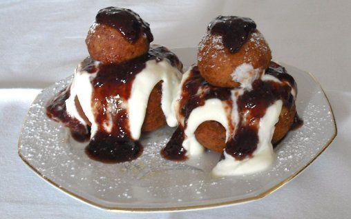 Retete Culinare - Papanasi deliciosi