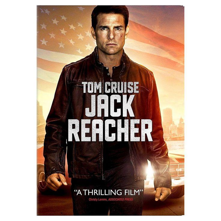 Jack Reacher Blu Ray Jack Reacher Tom Cruise Jack Reacher Movie