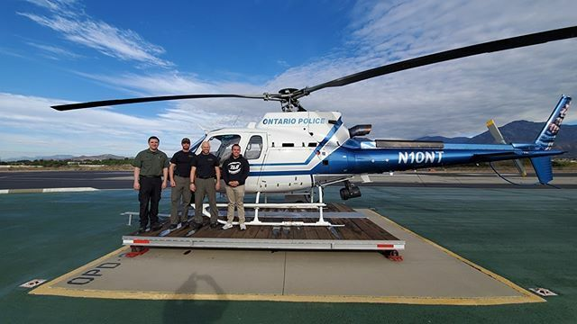 We Are Honored To Be Apart If The Ontario Police Department When It Comes To Cleaning Their Helicopter They Enjoy The Things To Come Police Department Ontario