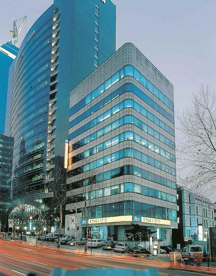 Szöül ING épület, Seoul ING building