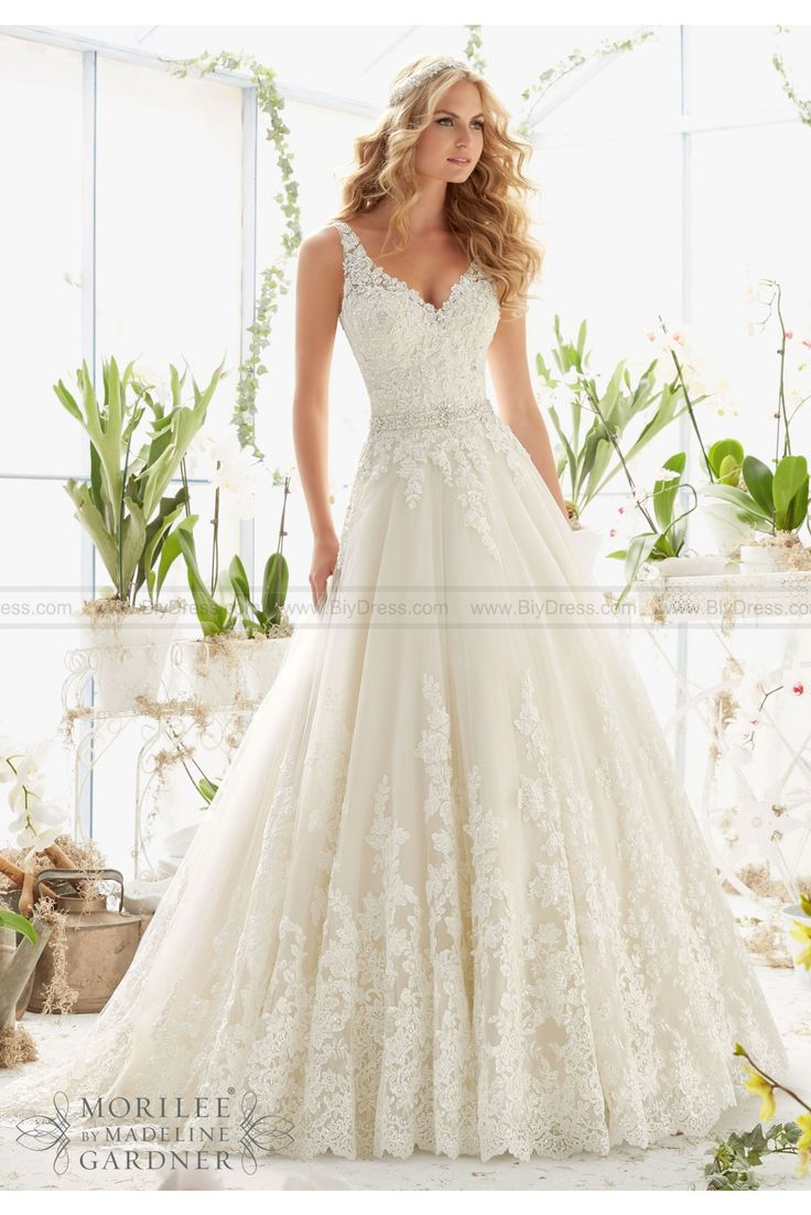Mori Lee Wedding Dresses Style 2821