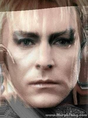 Combine Jareth and The Awesome Elvin King Whose Name I Don't Know and you have ... HUGO JAMES BENEDICT.