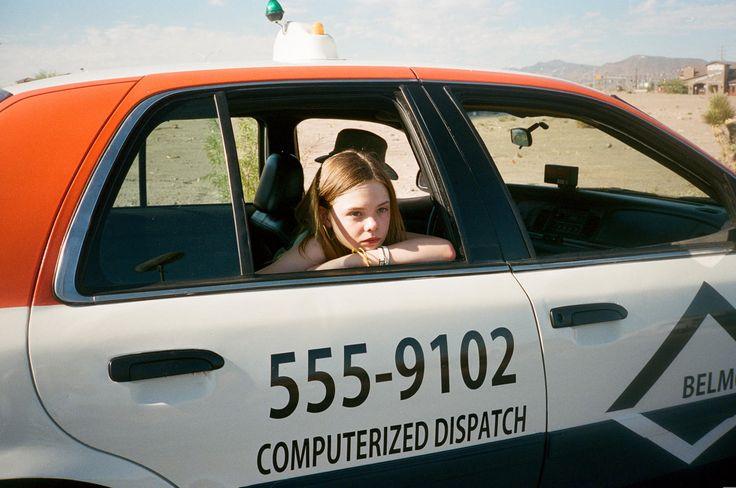 "Sofia Coppola » On Set of ""SOMEWHERE"""