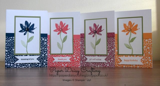 Paper Daisy Crafting: More Avant Garden - free stamp set!