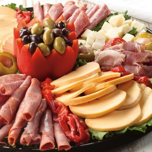 Antipasta Tray - Party Platters - In Store Pickup.