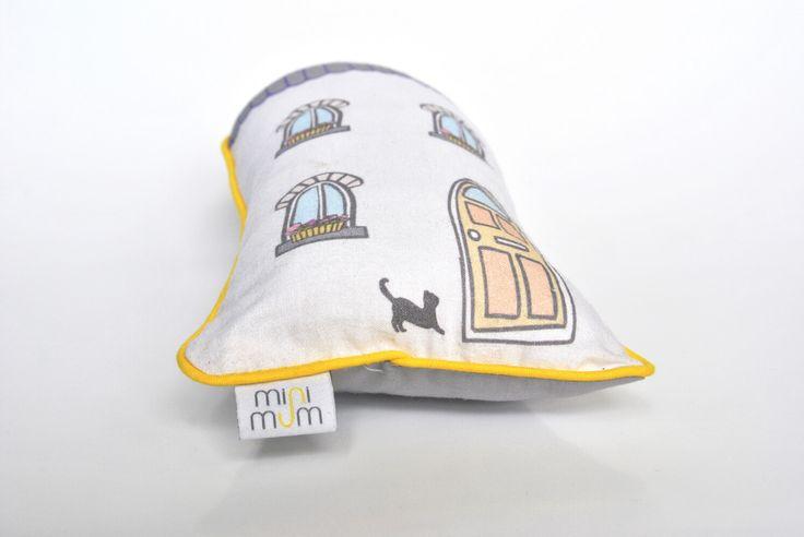 Domek z kieszonką na skarb od Mini-Mum