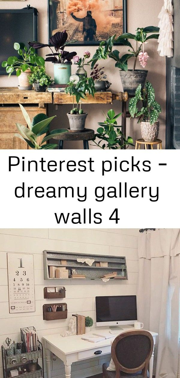 Pinterest Picks Dreamy Gallery Walls 4