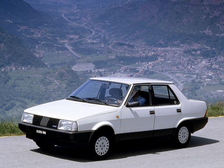 Fiat Regata (1983)