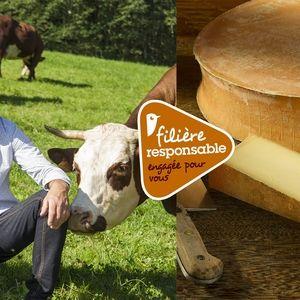 Connaissez-vous vraiment les fromages Abondance et Reblochon ? Pour en apprendre plus sur ces produits du terroir et découvrir leur origine, la Coopérative Le Farto de Thônes, partenaire d'Auchan, nous a parlé de sa filière.