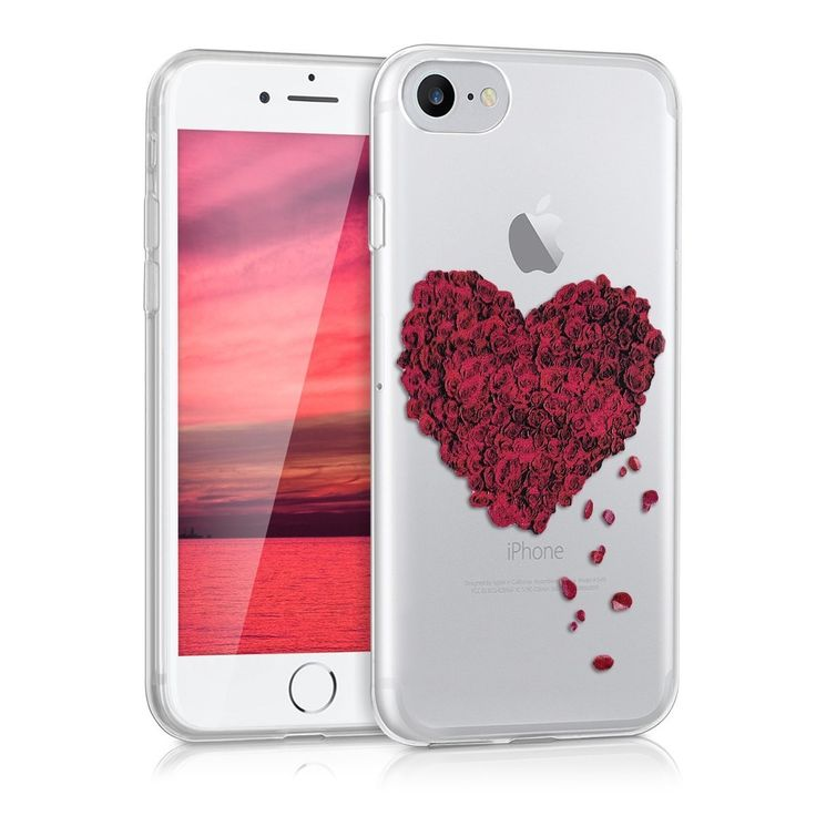 KW Θήκη Σιλικόνης iPhone 7 - Heart Roses Προστατέψτε τo αγαπημένo σας iPhone 7 με την κομψή θήκη σιλικόνης. https://www.uniqueshop.gr/thiki-silikonis-iphone-7-heart-roses.html