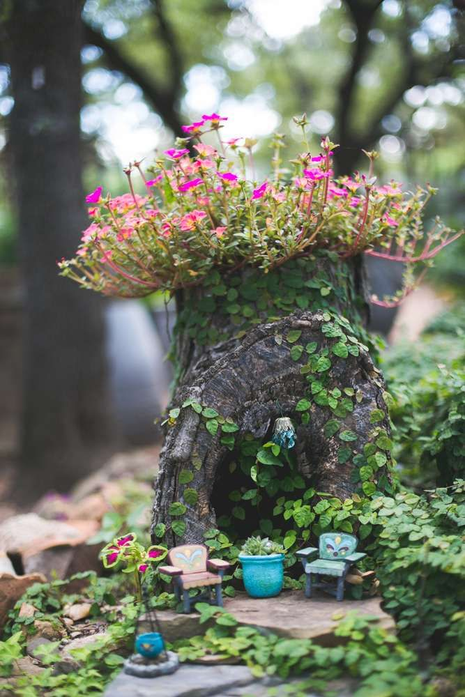 17 Best Images About Fairy Gardens Gnome Homes On