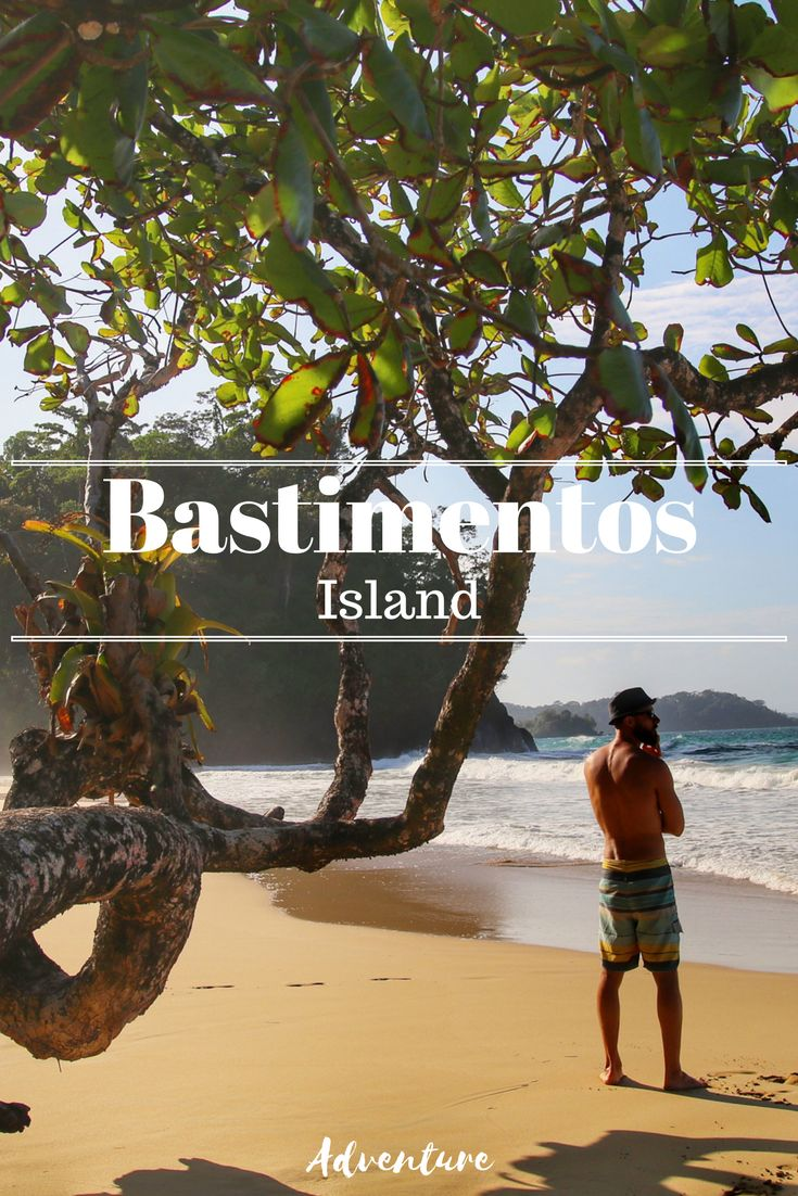 Bastimentos island is where you'll find, jungle zip line adventure and hip beaches. It's located in the province of Bocas del Toro, Panama. Travel by water taxi from Bocas town to Bastimentos. Zip line tour booked with red frog beach resort. View our adventure on our YouTube channel @lazmelescape