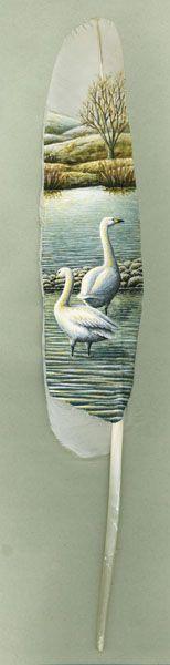 Elen Berg, Kuş Tüyü Üzerinde Yağlı boya Resimleri, Harika Resimler, Sanatsal Resimler, Ünlü Ressamların Yağlıboya Resimleri, Güzel Sanat Eserleri, Kuş Tüyü Üzerine Yapılmış Harika Resimler