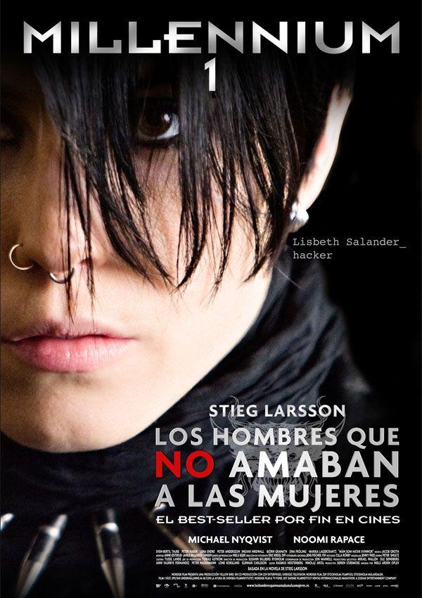Los hombres que no amaban a las mujeres (2009) Suecia. Dir: Niels Arden Oplev. Thriller. Familia. Feminismo - DVD CINE 2000