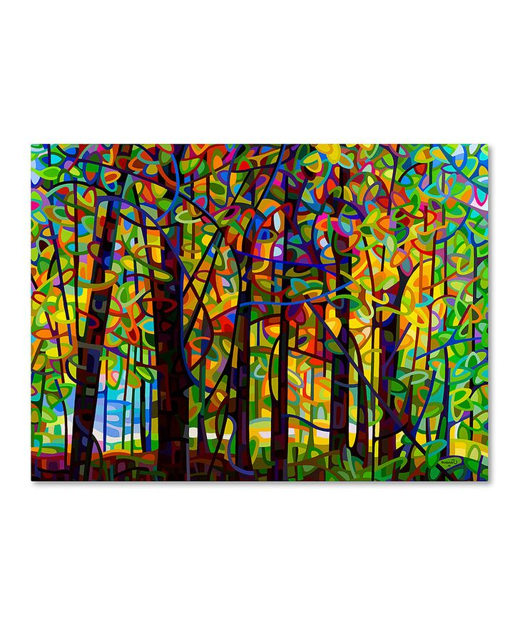 Mandy Budan Standing Room Only Gallery-Wrapped Canvas