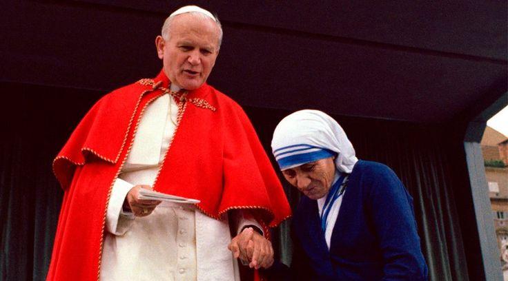 26 de agosto: Santa Teresa de Jesús Jornet e Ibars, Dos  grandes  SANTOS  de  nuestra  época !!!