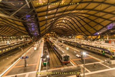 Southern Cross Station, Melbourne, Victoria