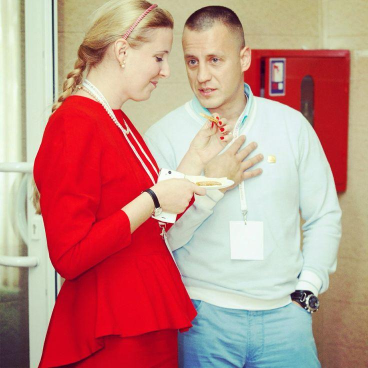 Людмила Петрук, Алексей Евченко