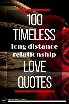 The best collection of LDR love quotes around.