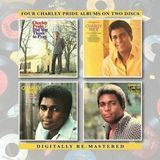 Did You Think to Pray/A Sunshiny Day With Charley Pride/Sweet Country/Songs of Love by Charley Pride [CD]