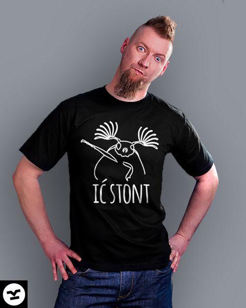 Ić stont! #ićstont #memy #koszulki #zmemem #pulpet