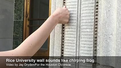 Rice University's secret symbols, inside jokes and elaborate pranks - Houston Chronicle