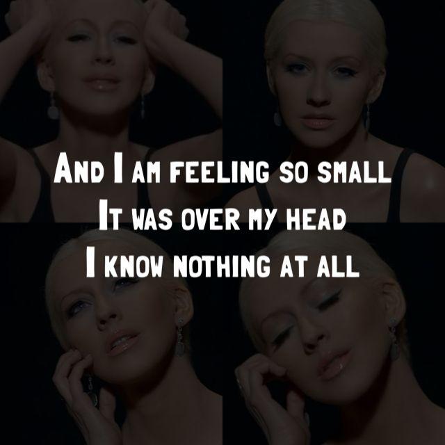 lyrics say tonight: