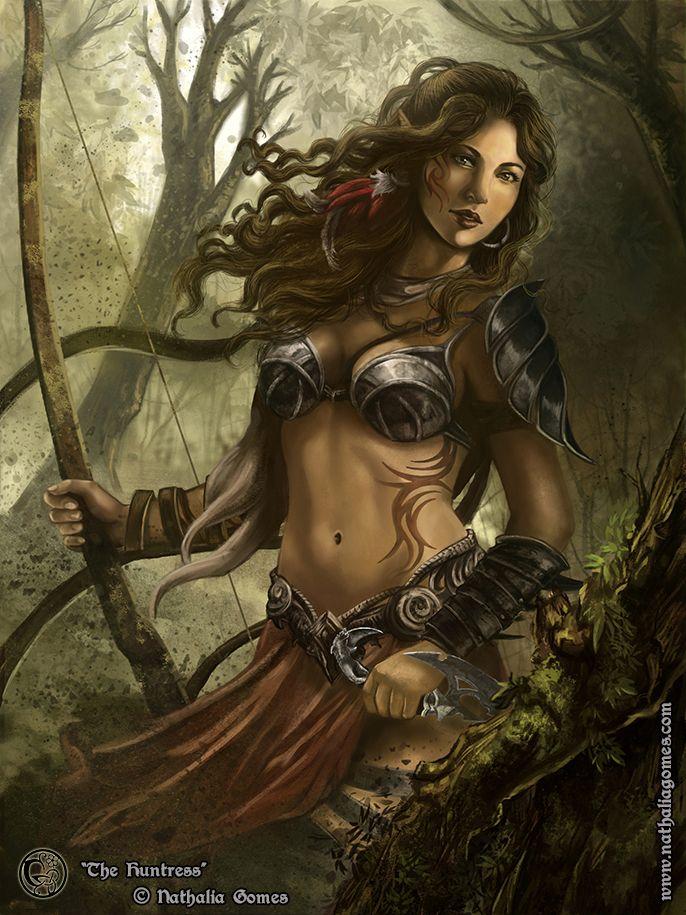 The Huntress  © Nathalia Gomes