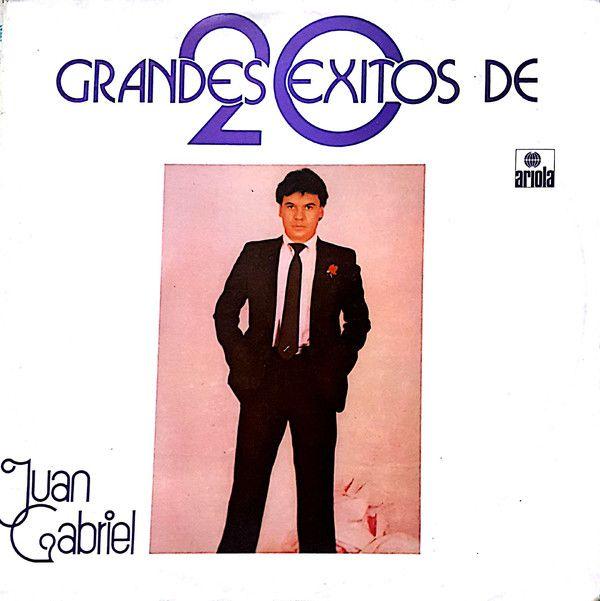 Juan Gabriel - 20 Grandes Exitos (Vinyl, LP) at Discogs 1985