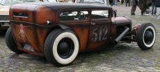 "Ford Model A ""rat rod"" 1929"