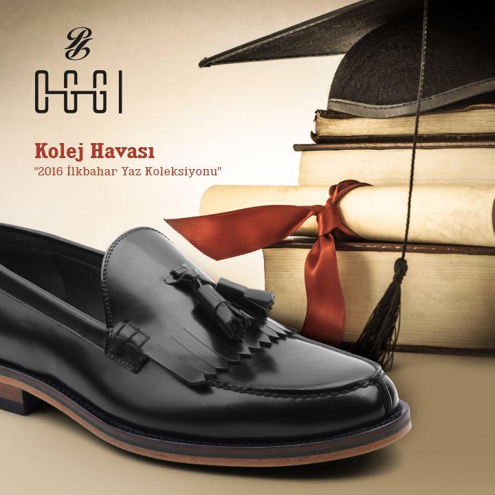 Havanız kolej havası, ayakkabılarınız OGGI College. İndirimli fiyatı için >> http://bit.ly/1QvmvIf