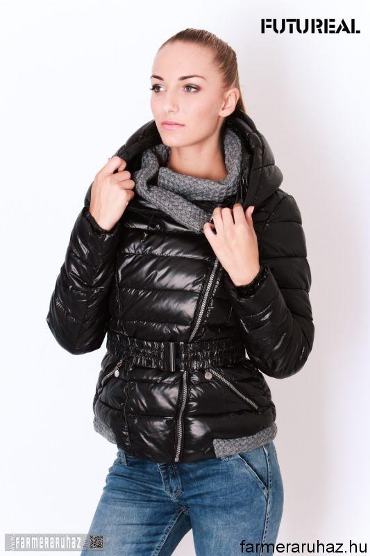 Eladó Futureal kabát 0373 - 22 580 Ft | Futureal kabátok dzsekik