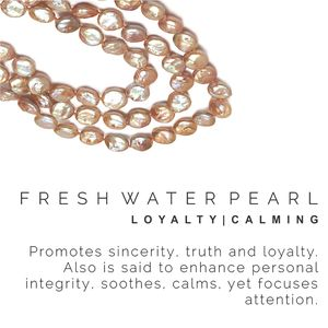freshwater pearl meaning   © Volerra Jewelry