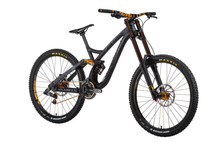 NS Bikes - Fuzz 2 - Downhill / Bike park