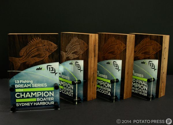 custom wood trophies - Google Search
