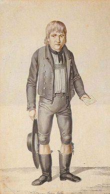 May 26, 1828  Feral child Kaspar Hauser is discovered wandering the streets of Nuremberg.