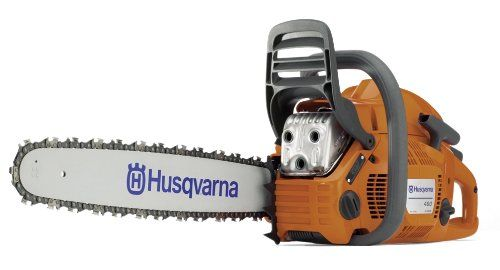 Husqvarna 460 Rancher 20-Inch 60.3cc 2-Stoke X-Torq Gas Powered Chain Saw (CARB Compliant) | Best Buy Garden Tools Store