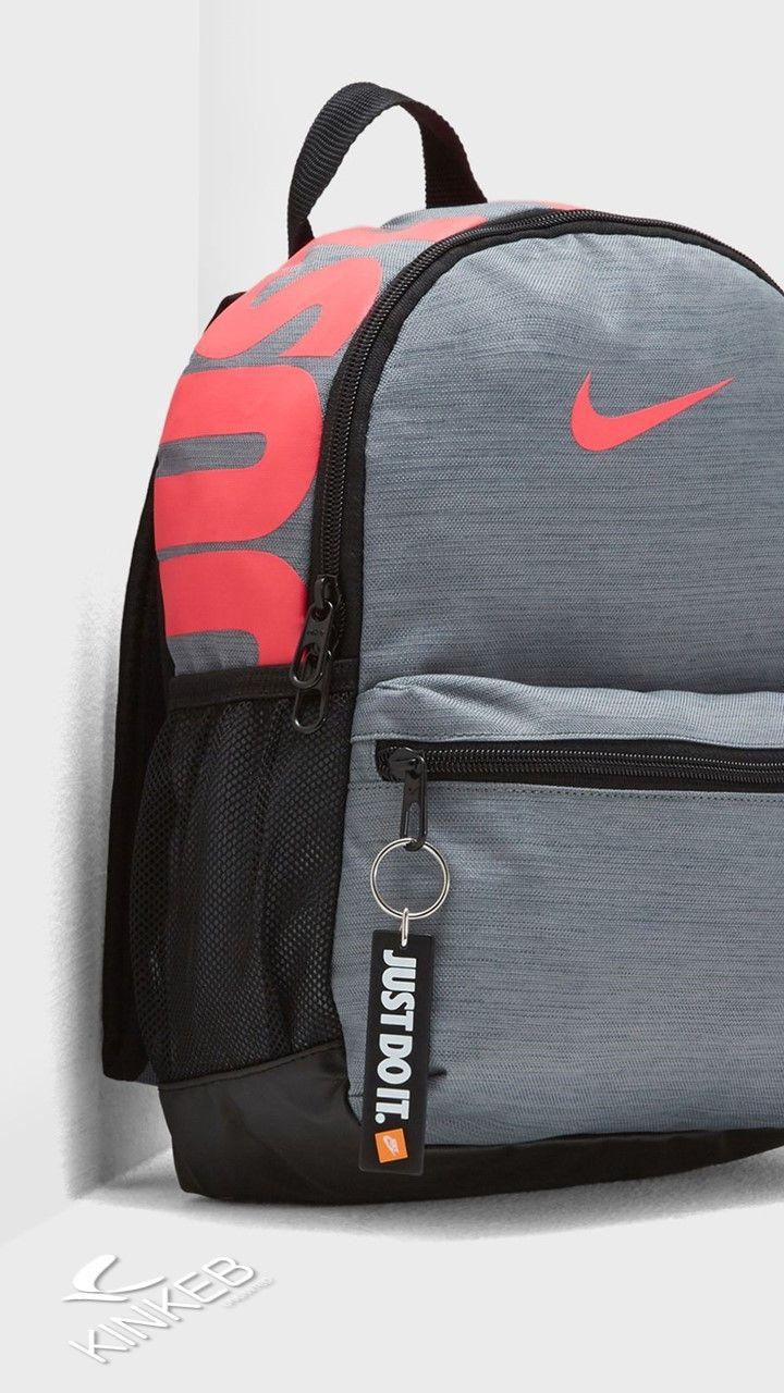 sopa Velocidad supersónica Paradoja  Nike Brasilia Just Do It Mini | Mochila de moda, Bolsos nike, Mochilas nike