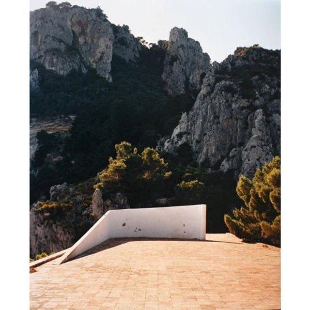 Villa Malaparte, Adalberto Libera, Capri, Italy